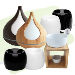 Diffusers and Oil Burners
